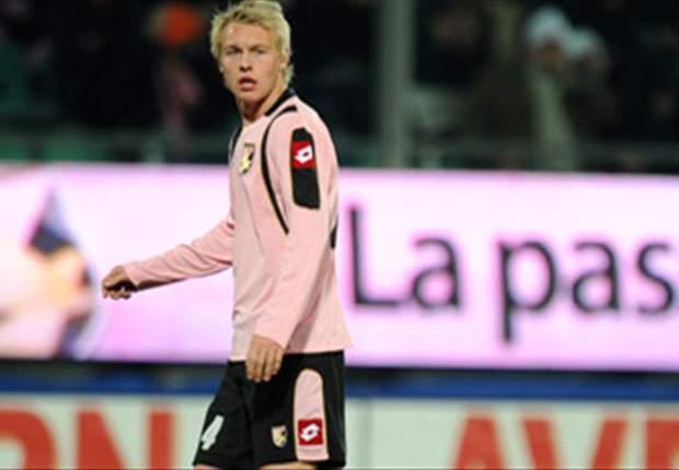 Simon Kjaer: I'm Not Leaving Palermo... For Now