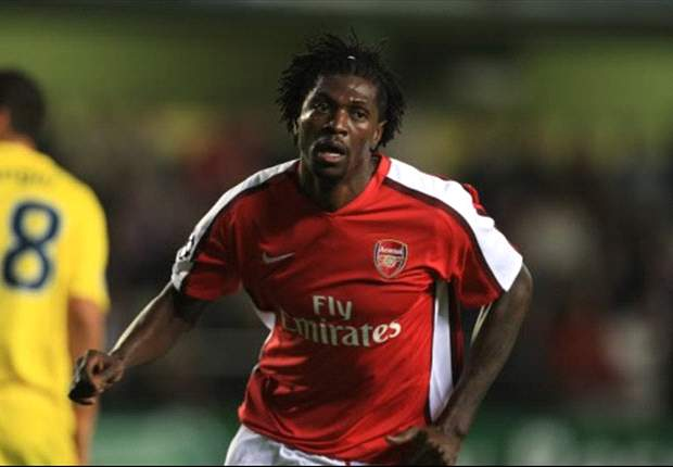 Manchester City In Talks With Arsenal For Emmanuel Adebayor - Report