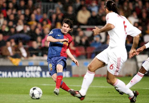 Unstoppable Messi Leads Barcelona's Demolition Of Bayern Munich