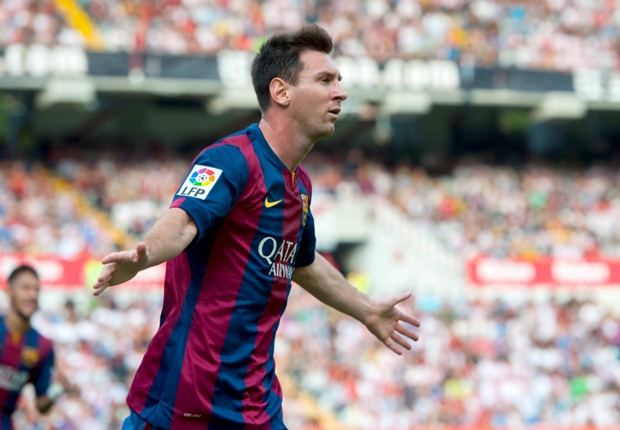 Messi could receive Liga goals record award at the Bernabeu