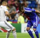 Problemas para Real Madrid