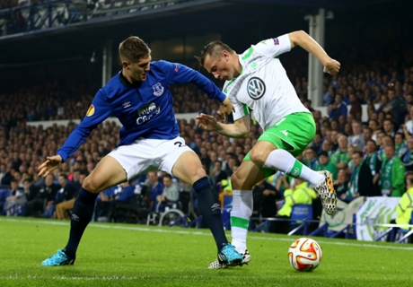 LIVE: Wolfsburg - Everton