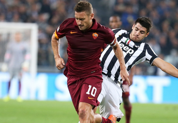 Morata: Totti should have kept quiet