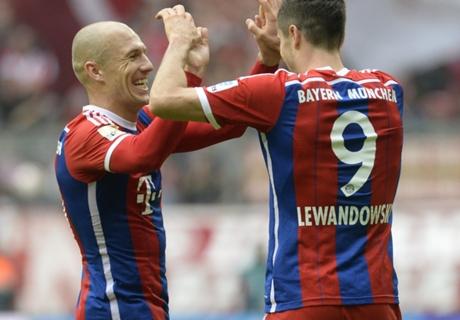 Report: Bayern 4-0 Hoffenheim
