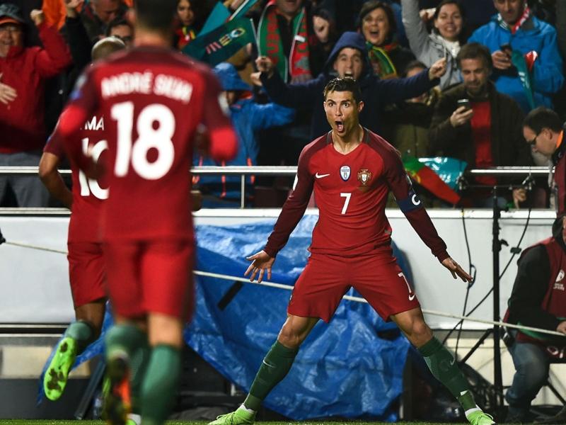 Le Portugal sans trembler face à la Hongrie (3-0)