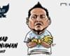 Goal 25 - Tribute To Achmad Kurniawan