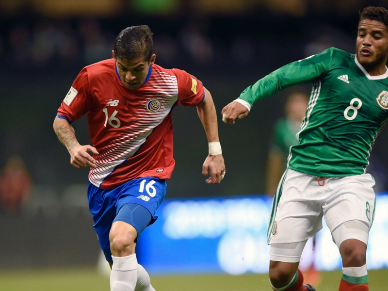 Jonathan dos Santos turns in quality performance for Mexico as Guardado replacement