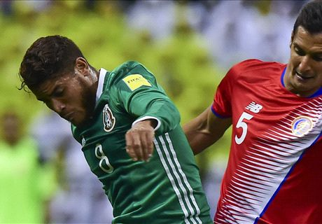 Dos Santos shows quality for Mexico