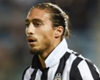 Juventus defender Caceres out for month