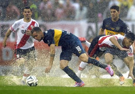 Previa Sudamericana: Boca - River