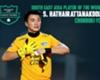 Pemain Terbaik Asia Tenggara Pekan Ini (24 September - 7 Oktober): Sinthaweechai Hathairattanakool