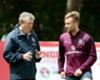 Hodgson & Van Gaal hold Shaw talks