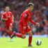 Liverpool midfielder Adam Lallana