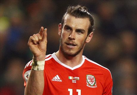 Man Utd have no interest in Bale
