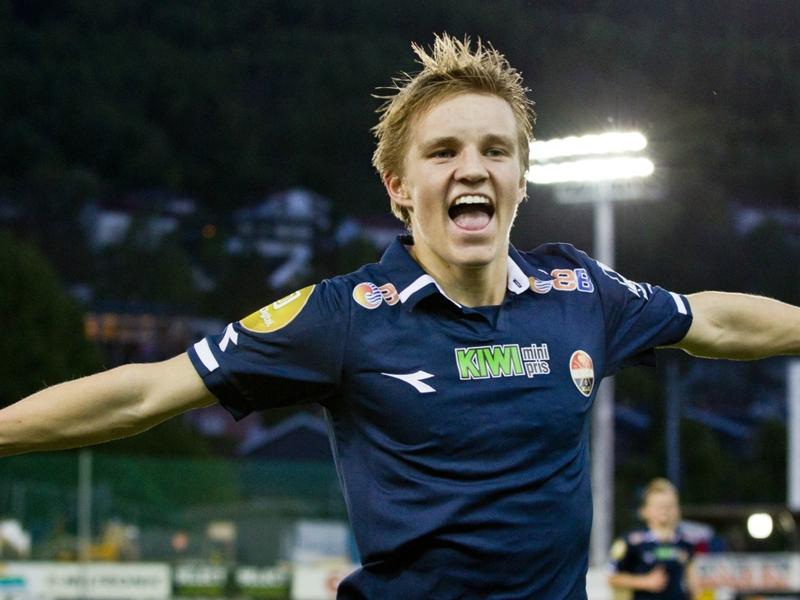 Martin Odegaard Pecah Rekor Pemain Termuda Kualifikasi Euro