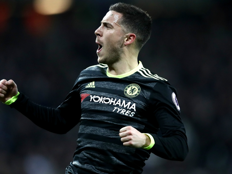 Lampard explains how Hazard has recaptured his best form at Chelsea
