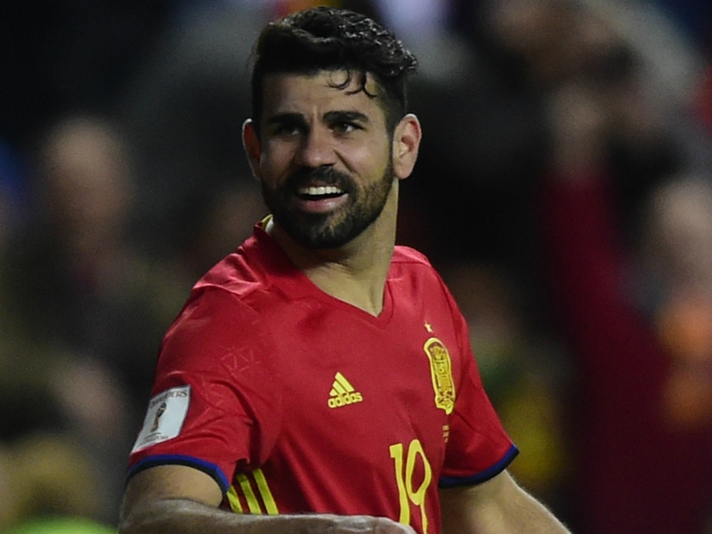 Espagne, Diego Costa incertain face à la France
