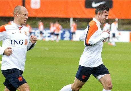 Clas. EURO: Holanda - Kazajistán