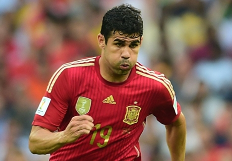 Del Bosque: I have faith in Costa
