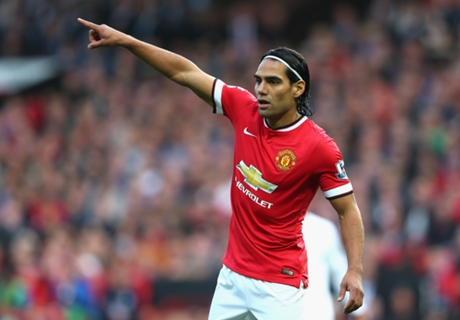 Falcao two weeks off return