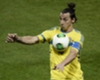 Ibrahimovic a doubt for Sweden