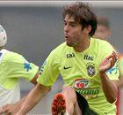 Kaka, Dodo, Juan - Meet Brazil's new arrivals