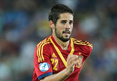 Clas. Europeo Sub21: España 1-2 Serbia