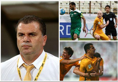 Pressure on Postecoglou ahead of Australia-UAE clash