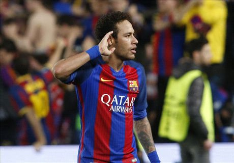 Is Neymar ready to snub Man Utd?