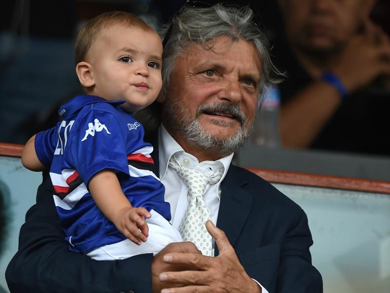 Ultime Notizie: Sampdoria, il presidente Ferrero sfida la Roma: