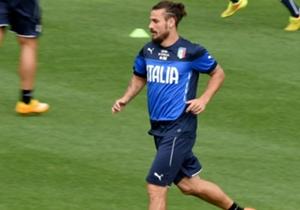 Otro de los habitués: Pablo Daniel Osvaldo, ex Huracán, que debutó para la selección italiana en 2011.