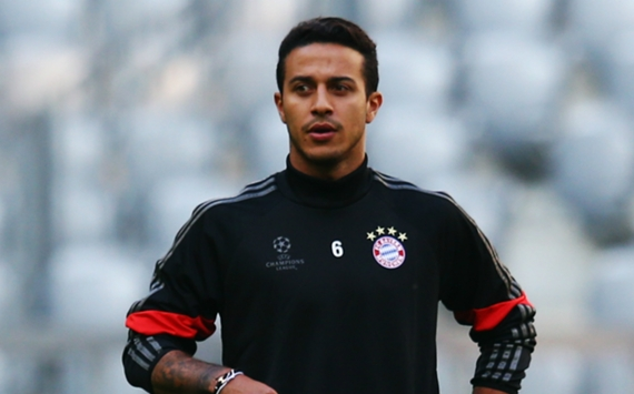 Bayern: Thiago-OP erfolgreich