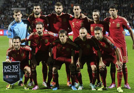 Preview: Luxembourg - Spain