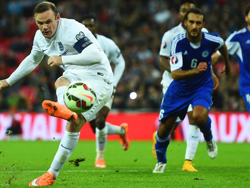England 5-0 San Marino: Rooney struggles as Three Lions claim easy win