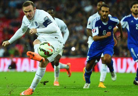 Report: England 5-0 San Marino