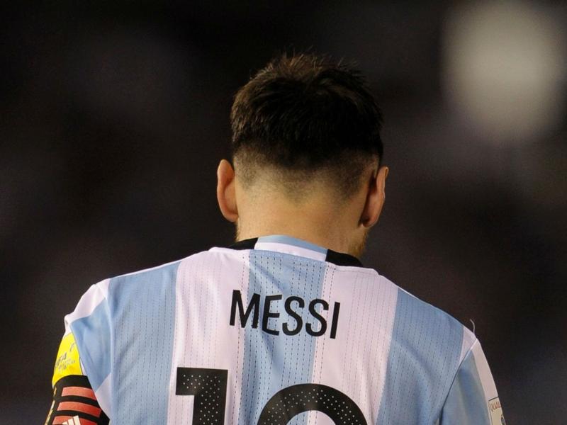"""Argentine, Lionel Messi se défend : """"j'ai parlé dans le vent"""""""