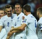 England 5-0 San Marino: Routine