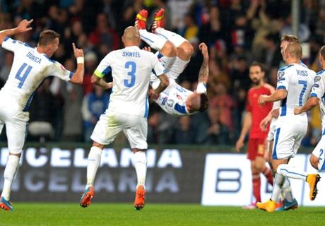 GALERÍA: Camino a la Euro 2016
