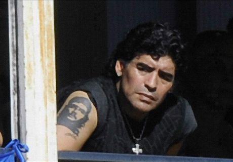 El día del Diego y el Che