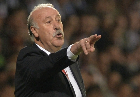 Del Bosque to leave Spain after Euro 2016