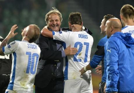 Kozak 'thrilled' after Slovakia win