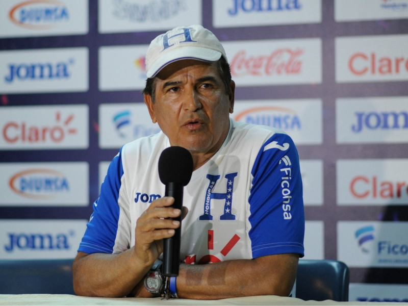 Heat on Pinto in San Pedro Sula with Costa Rica in town