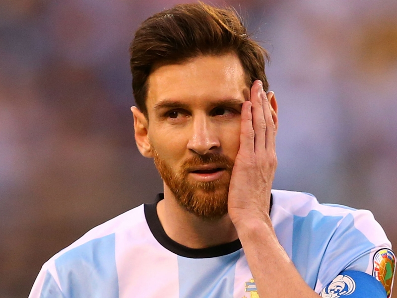 Barcelona star Messi expected to face Bolivia amid ban threat for foul-mouthed rant
