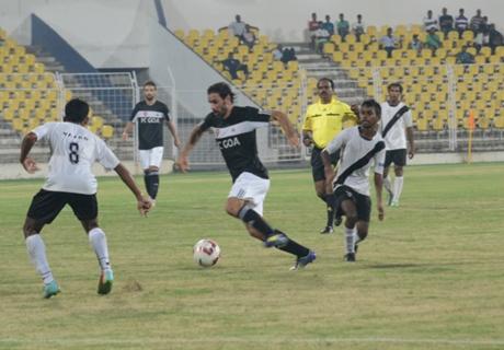 FC Goa beat Vasco SC 1-0