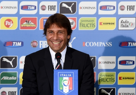 Conte keen to win back Italy fans