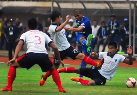 FT. PBR 2-1 Persib Bandung