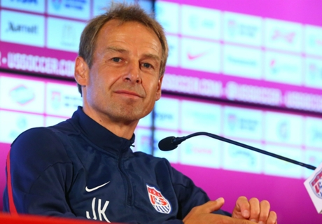 Klinsmann on FIFA COTY shortlist