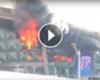 ► Incendio en el estadio de Shenhua