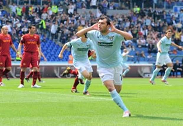 Three Off As Lazio Win Six Goal Thriller Over Roma