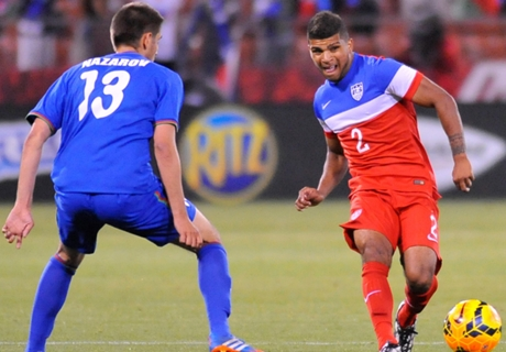 Yedlin could make January Spurs move